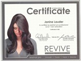 Revive Certification